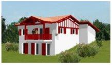 Maisons neuves Lotissement Larrondoa investissement loi Pinel à Briscous