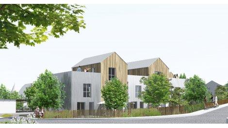 Appartements et maisons neuves Le Clos Benoit à Besançon