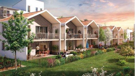 Appartement neuf Cote Golf investissement loi Pinel à Toulouse