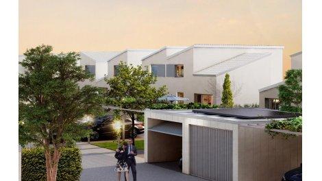 Appartements et maisons neuves Le Domaine d'Opale à Beauzelle