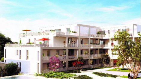 logement neuf à Beauzelle