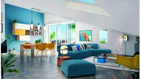 appartement neuf à Castanet-Tolosan