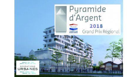 Appartement neuf Sensations Urbaines investissement loi Pinel à Toulouse