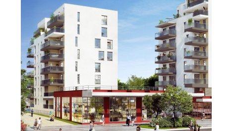 Appartement neuf Métro Garonne à Toulouse