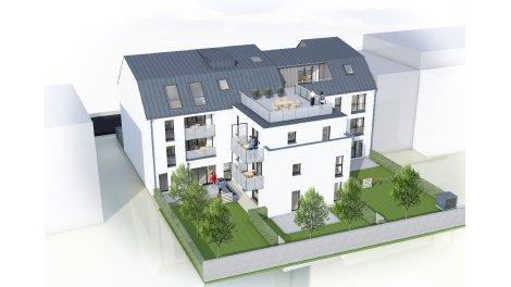 appartement neuf à Caen