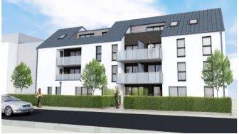 Appartements neufs Garden City éco-habitat à Caen