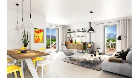 immobilier ecologique à Fontanil-Cornillon