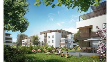 immobilier basse consommation à Saint-Egrève