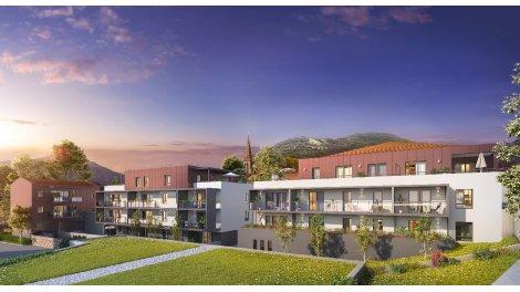 Appartement neuf Reflet de Ville à Eybens