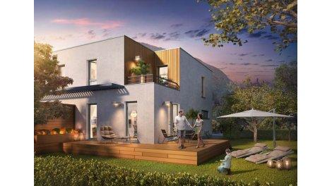 Appartements et maisons neuves Villasolea investissement loi Pinel à Fontanil-Cornillon