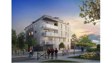 Appartement neuf Agate investissement loi Pinel à Grenoble