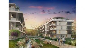 Appartements neufs Le Domaine des Roselieres à Saint-Jorioz