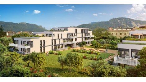 Appartement neuf L'Equalis éco-habitat à Saint-Martin-d'Hères