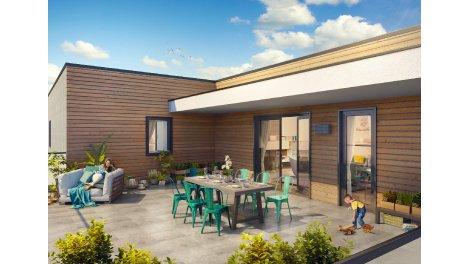 Maisons neuves Les Naturelles investissement loi Pinel à Voiron