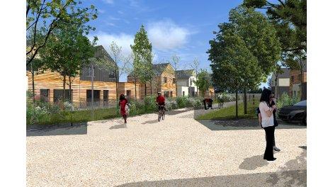 eco habitat neuf à Chambray-les-Tours