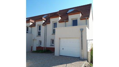 Maisons neuves Côté Seine investissement loi Pinel à Les-Mureaux