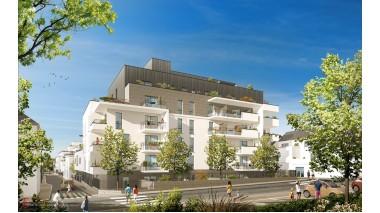 Appartement neuf Les Terrasses de la Reine Blanche à Orléans