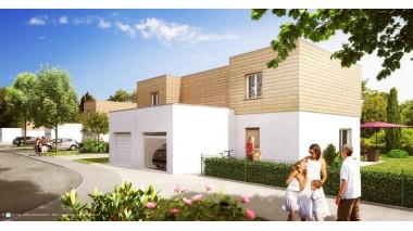 Maisons neuves Le Balzac à Orléans