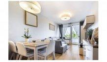 Appartements neufs Villa Alicia éco-habitat à Nantes
