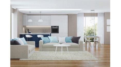Appartements neufs L'Osmose investissement loi Pinel à Bouguenais