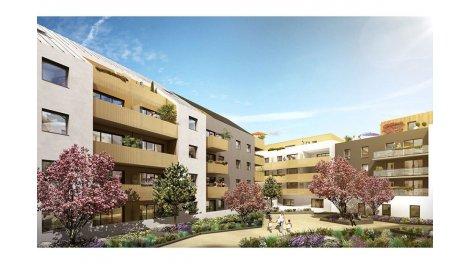 Appartements neufs Esprit Mellinet investissement loi Pinel à Nantes