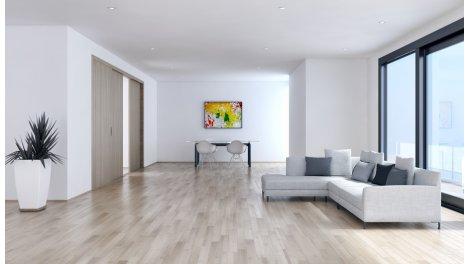 Appartement neuf Ilot Verde à Nantes