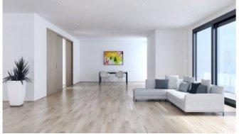 Appartements neufs Ilot Verde éco-habitat à Nantes