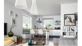 Appartements neufs Canelia éco-habitat à Nantes