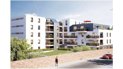 Appartement neuf Nature&cens à Nantes