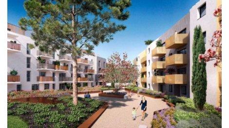 Appartement neuf Esprit Mellinet investissement loi Pinel à Nantes