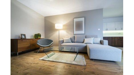 Appartement neuf Villa Madeleine investissement loi Pinel à Nantes