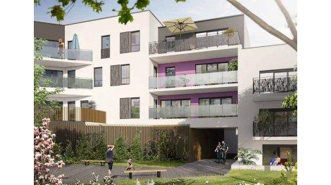 immobilier neuf à Rezé