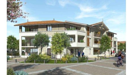 Appartements et maisons neuves Astropark 2 - Résidence Jupiter éco-habitat à Martignas-sur-Jalle