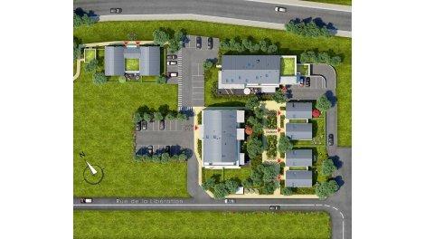 logement neuf à Barberaz