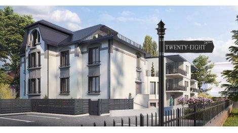 Appartement neuf Twenty Eight éco-habitat à Aix-les-Bains