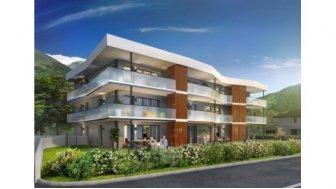 Appartements et maisons neuves Le Domaine des 100 Secrets éco-habitat à Albertville