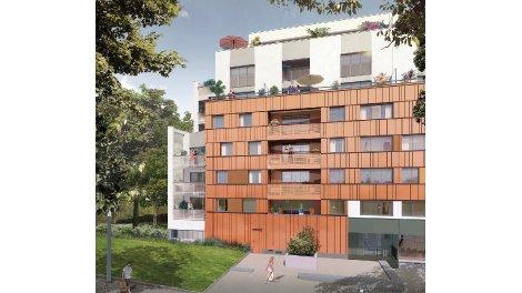 Appartement neuf Villa Arto investissement loi Pinel à Rennes