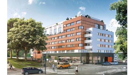 Appartement neuf Kerkus à Rennes