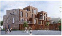 Appartements neufs Résidence Solstice à Lille éco-habitat à Lille
