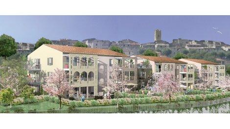 Appartement neuf Entrevues investissement loi Pinel à Vence