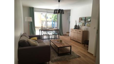 les jardins d 39 ir ne strasbourg programme immobilier neuf 84977. Black Bedroom Furniture Sets. Home Design Ideas