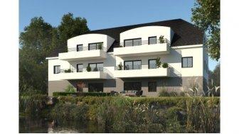 Appartements neufs Les Terrasses de la Zorn éco-habitat à Brumath