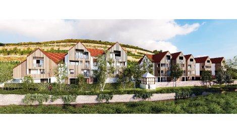 Appartement neuf O'Coeur d'Obernai investissement loi Pinel à Obernai