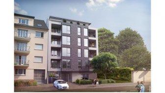 Appartements neufs La Résidence Hadrien éco-habitat à Strasbourg