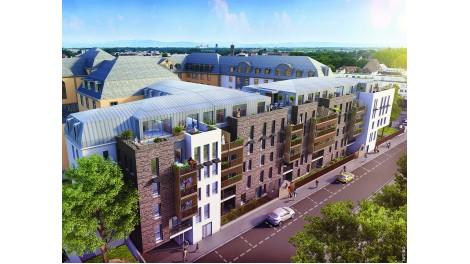 Appartement neuf Le Saint Odile - Neudorf investissement loi Pinel à Strasbourg
