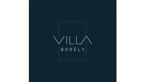 Appartement neuf Villa Borély investissement loi Pinel à Marseille 8ème