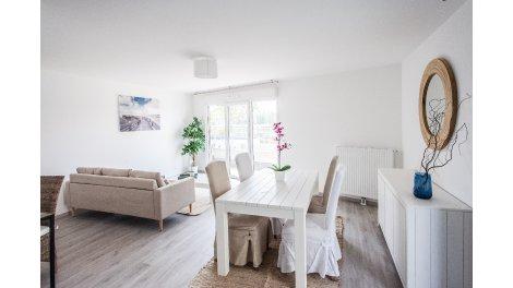 immobilier basse consommation à Caen