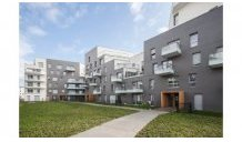 Appartements neufs Canal Park investissement loi Pinel à Caen