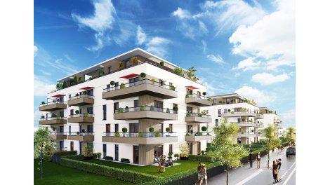 Appartement neuf Zola investissement loi Pinel à Mondeville