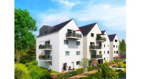 Appartement neuf Edith Wilson éco-habitat à Montivilliers
